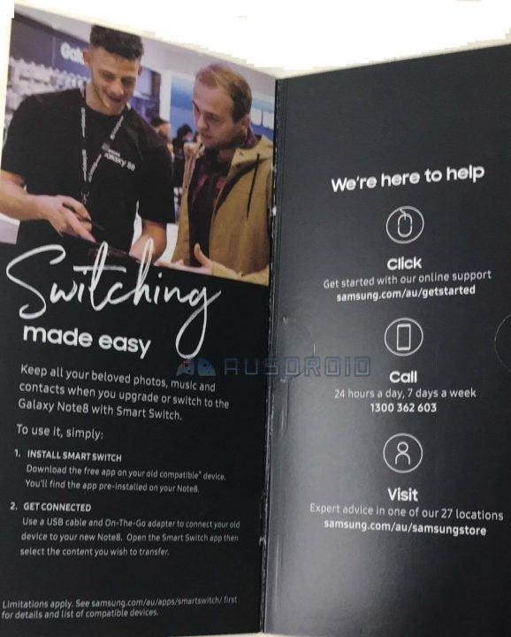 Samsung Australia nos cuenta todo sobre el Galaxy Note 8 36