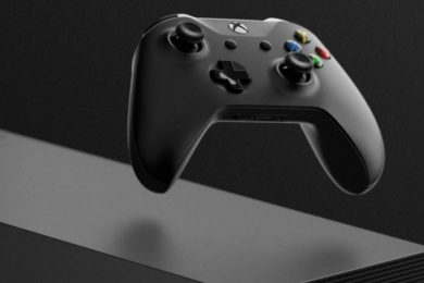 No Microsoft, Xbox One X no es un PC de gama alta