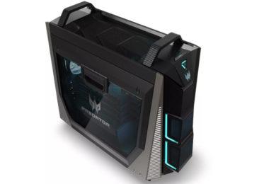 ¿Quieres jugar a 8K? Acer Predator Orion 9000