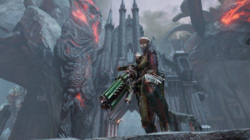 Quake Champions entra en fase de acceso anticipado, requisitos
