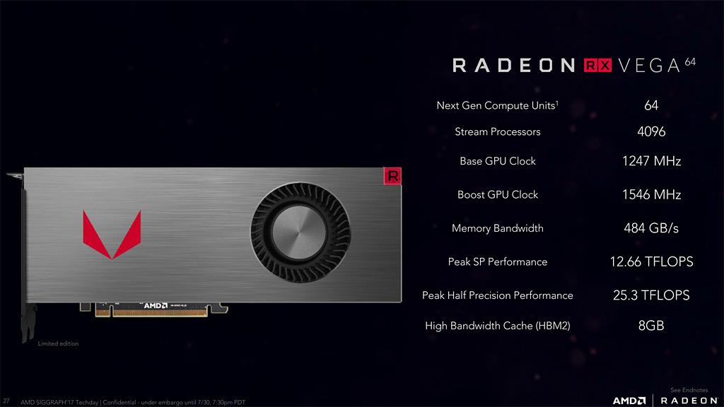 ¿Por qué se ha retrasado la Radeon RX Vega? AMD lo explica y apunta a las criptodivisas 29