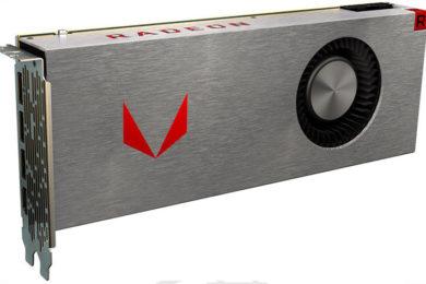 AMD RX Vega 56 supera ampliamente a la NVIDIA GTX 1070 (Benchmarks no verificados)