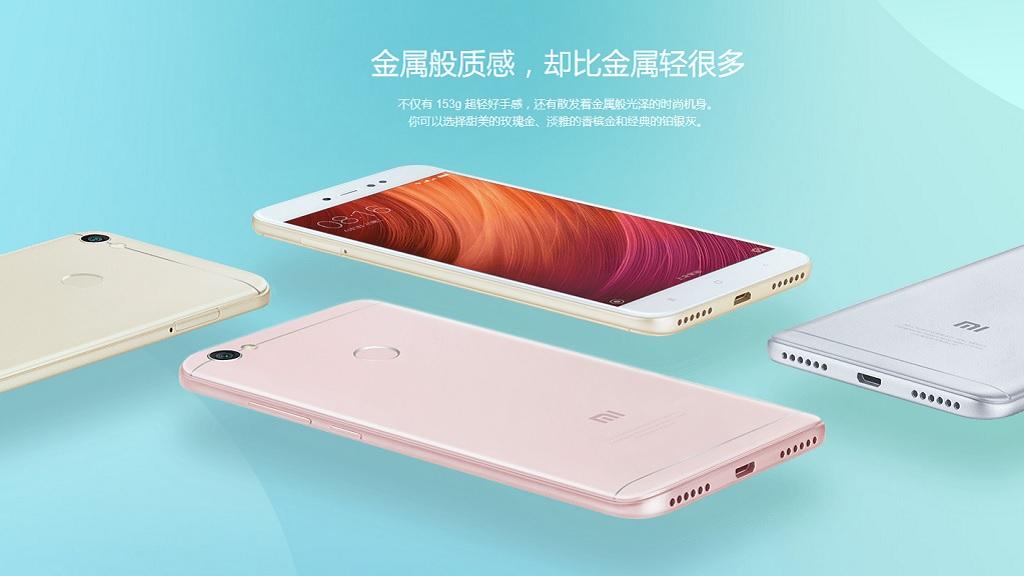 Xiaomi presenta el Redmi Note 5A, especificaciones y precio 30
