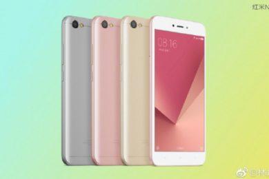 Xiaomi confirma el Redmi Note 5A, especificaciones