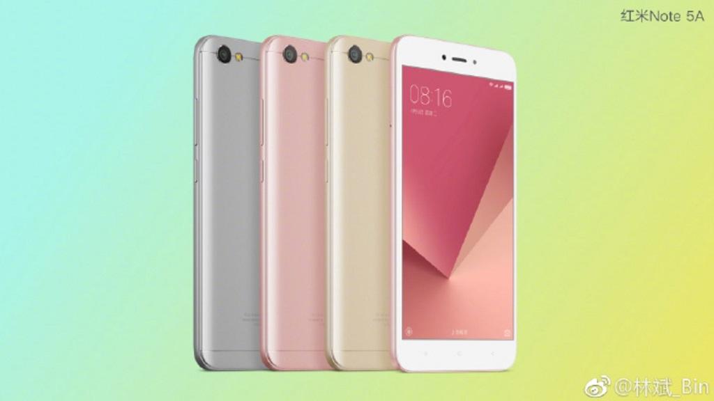 Xiaomi confirma el Redmi Note 5A, especificaciones 31