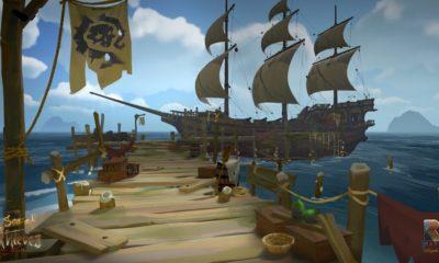 Sea of Thieves tendrá un modo con resolución 540p y 15 FPS 35