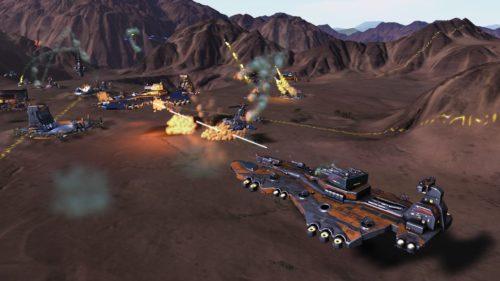 Ashes of the Singularity se actualiza y ya soporta Vulkan