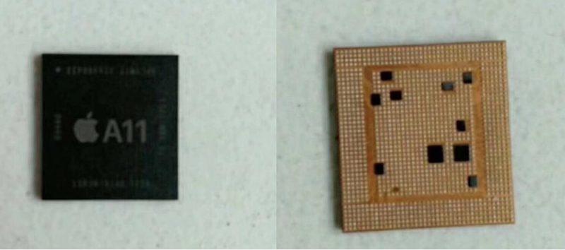 Primeras imágenes del SoC Apple A11 que montará el iPhone 8 31