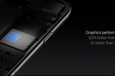 Primeras imágenes del SoC Apple A11 que montará el iPhone 8
