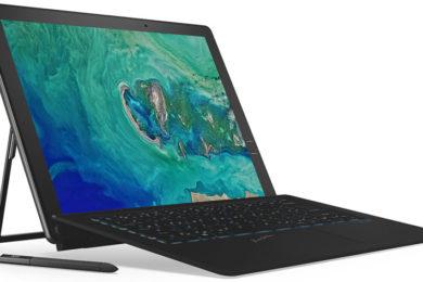 Acer sorprende con el Switch 7 Black Edition