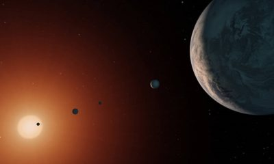 TRAPPIST-1 es mucho más viejo que nuestro sistema solar 34