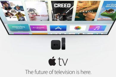 Apple está probando una TV OLED de 60 pulgadas