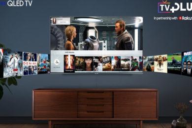 Llega a España el TV PLUS de Samsung con 4K y HDR