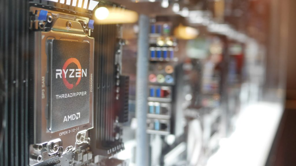Suben un Threadripper 1950X a 5,2 GHz con todos sus núcleos activos 29