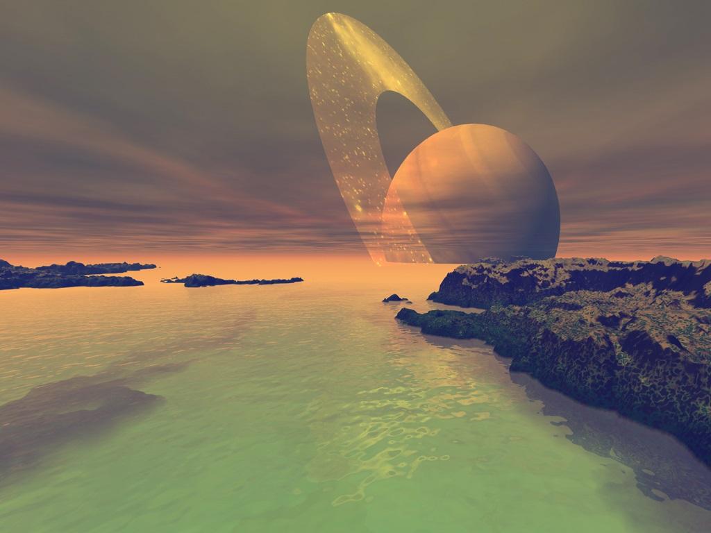 Diez cosas interesantes sobre Titán, la gran luna de Saturno 36