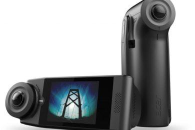 Acer presenta sus nuevas cámaras Vision360 y Holo360