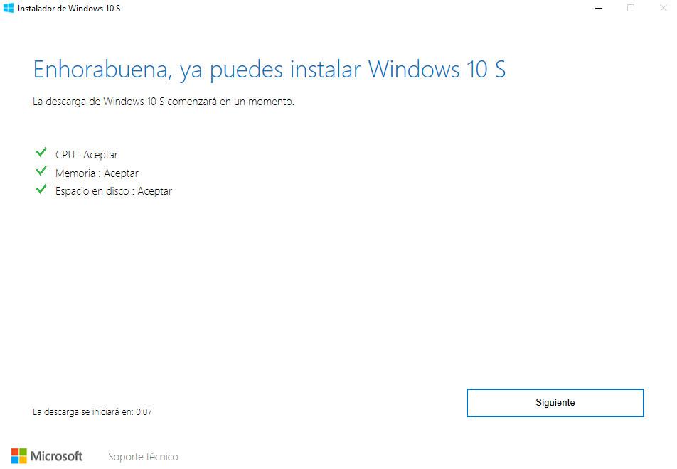 Guía completa para probar Windows 10 S en cualquier PC 35