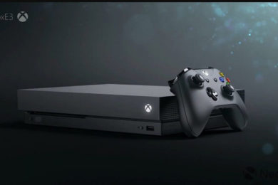 Microsoft prepara el proceso de reserva de Xbox One X