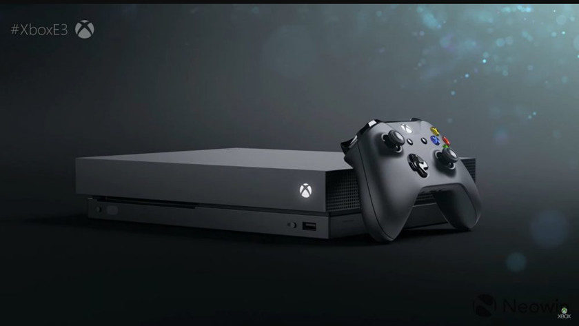 reserva de Xbox One X
