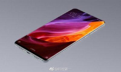 Primera imagen de un prototipo de Xiaomi Mi MIX 2 39