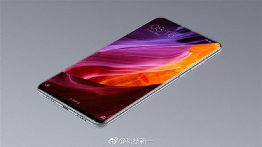 Primera imagen de un prototipo de Xiaomi Mi MIX 2 30
