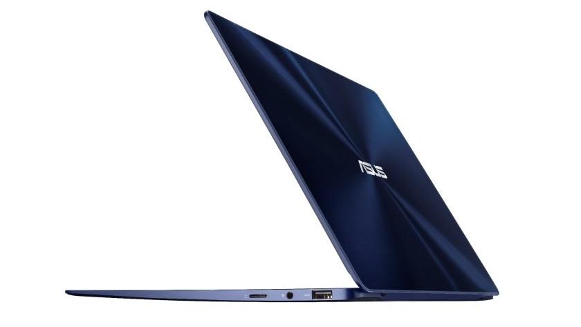 ASUS presenta su nuevo portátil Zenbook 13 con CPU Kaby Lake R 29