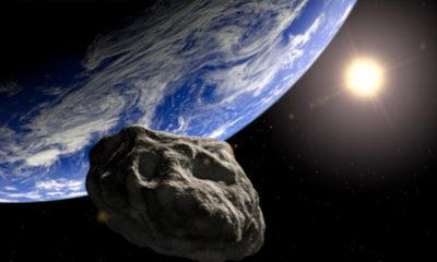 """Un enorme asteroide pasará """"cerca"""" de la Tierra en septiembre, pero sin peligro 91"""