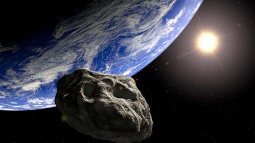 """Un enorme asteroide pasará """"cerca"""" de la Tierra en septiembre, pero sin peligro"""