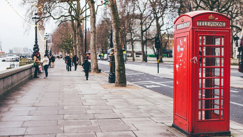 Adiós gradual a las míticas cabinas de teléfono de Reino Unido 29