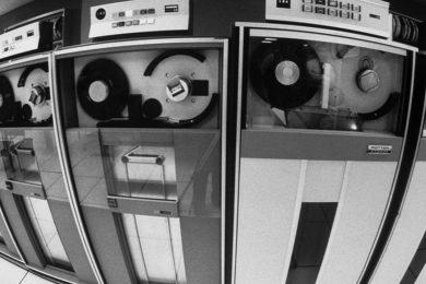 IBM y Sony desarrollan una cinta magnética de 330 TB