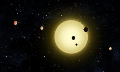 Descubren cuatro planetas de un tamaño cercano a la Tierra orbitando su propio Sol 84