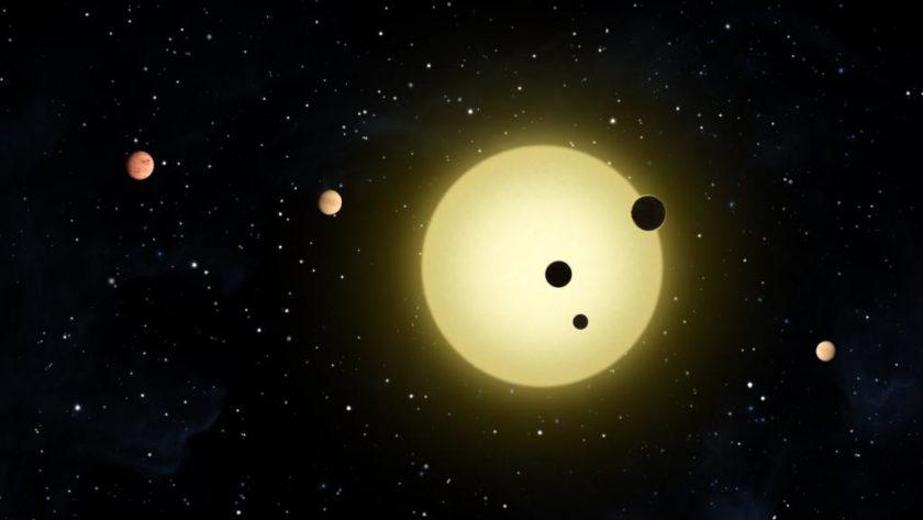 Descubren cuatro planetas de un tamaño cercano a la Tierra orbitando su propio Sol