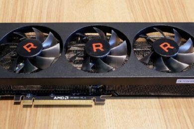 AMD confirma prototipo de Radeon RX Vega 56 con tres ventiladores