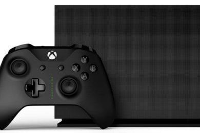 """Microsoft lanzará una edición limitada """"Project Scorpio"""" de Xbox One X"""