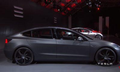 Revelada la batería y la potencia del Tesla Model 3 60