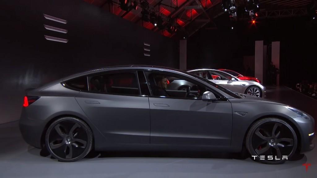 Revelada la batería y la potencia del Tesla Model 3 28
