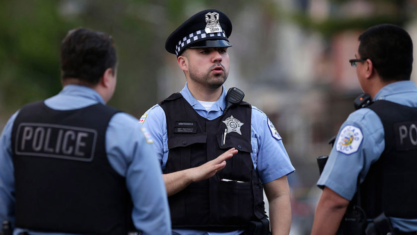 Inteligencia artificial ayuda a la policía a prevenir la comisión de delitos