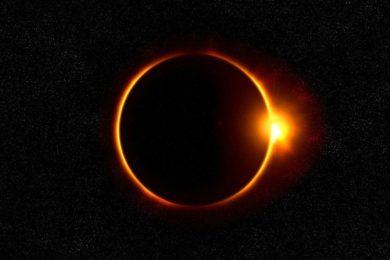 Disfruta del eclipse de Sol en resolución 4K y 360 grados