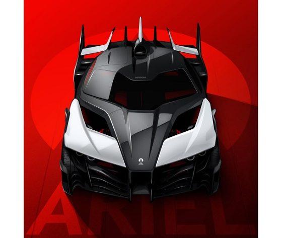 Ariel promete un coche eléctrico con 1.180 caballos de potencia 30