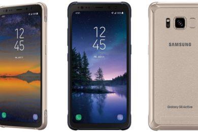 Samsung lanzará el Galaxy S8 Active el próximo 11 de agosto