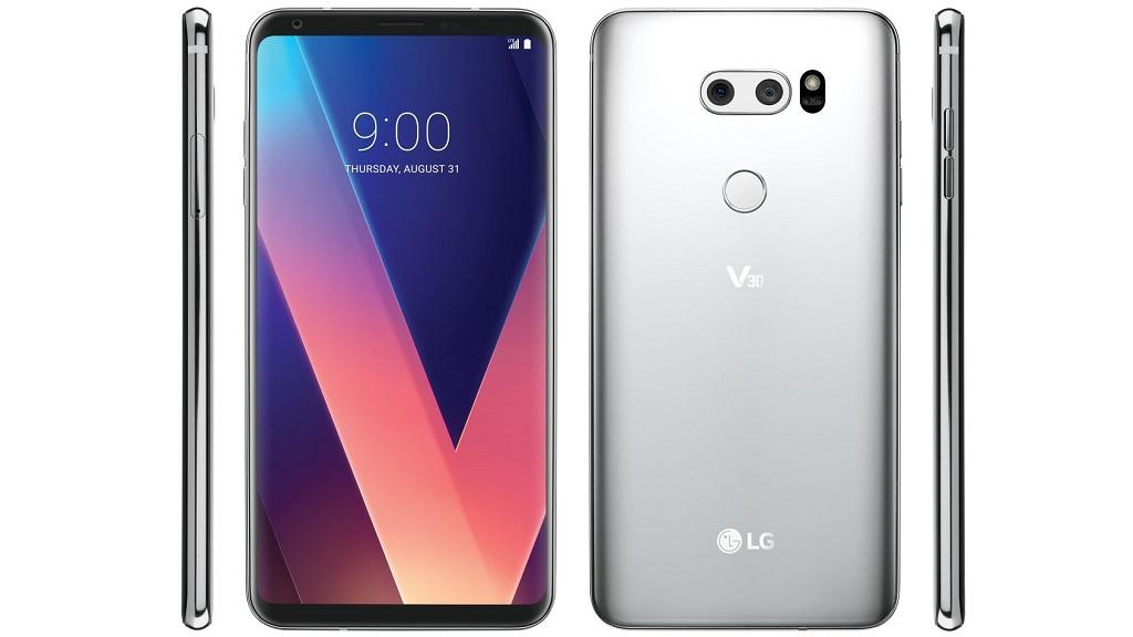 Nueva imagen nos muestra el LG V30 desde todos los ángulos 29