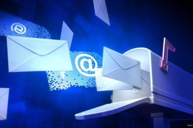 El correo electrónico es la forma de comunicación más utilizada en entornos profesionales