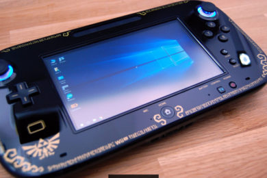 Cómo convertir un GamePad de Wii U en un PC Windows