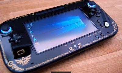 GamePad de Wii U