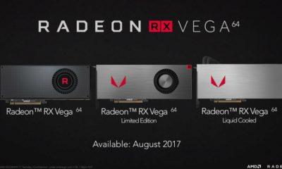 Prueba de rendimiento de la Radeon RX Vega 64 con refrigeración líquida 85
