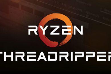 Confirmado el TDP y la memoria caché de los Threadripper de AMD