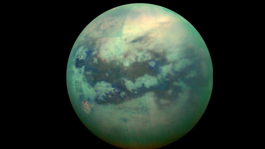 Cuadricópteros para explorar Titán, la gran luna de Saturno 34