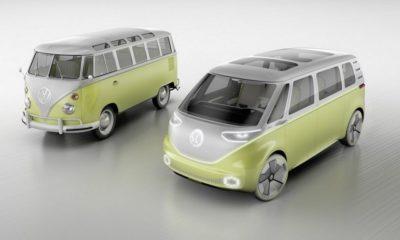 Volkswagen da luz verde a su nuevo microbús eléctrico 30