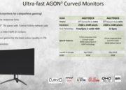 AOC lanzará monitores gaming con 0,5 ms de tiempo de respuesta 32