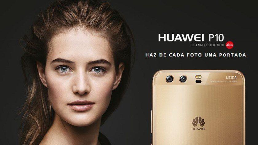 Huawei P10, captura tus mejores momentos con espíritu Leica
